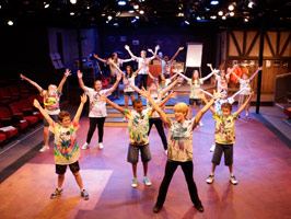 Stage Explorers Summer Camp