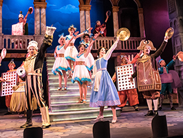 Disney S Beauty And The Beast At The November Theatre In Richmond