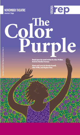 the color purple virginia repertory theatre online ticketing - The Color Purple Book Online