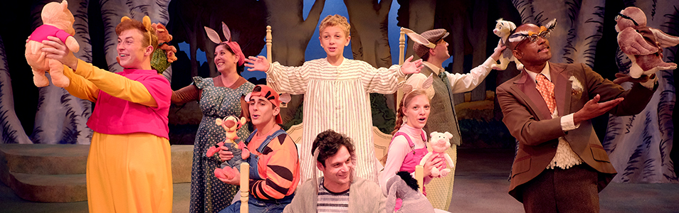 House at Pooh Corner show photo