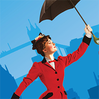 Mary Poppins 7PM CANCELLED