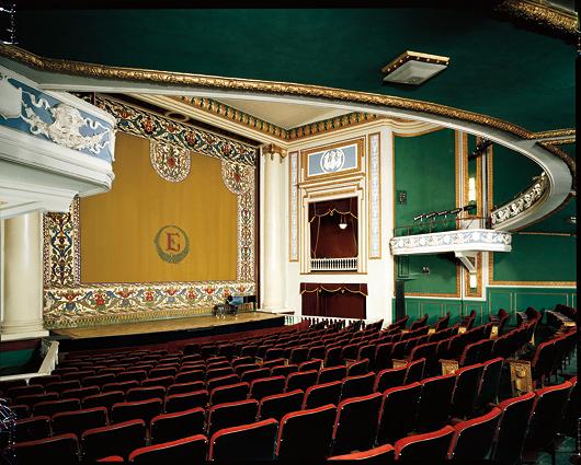 November Theatre Interior