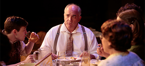 Andy Boothby in Brighton Beach Memoirs