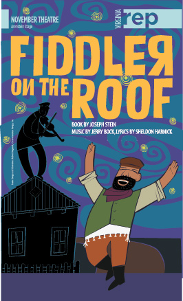 Virginia Rep Fiddler On The Roof 2013